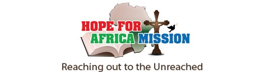 Hope For Africa Mission